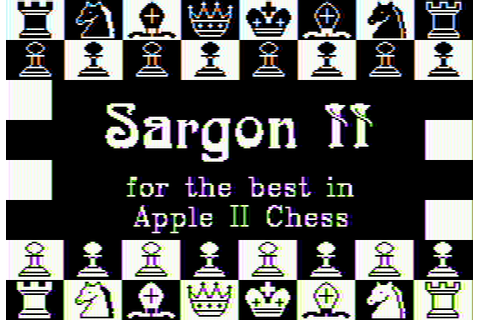Download Sargon II - My Abandonware