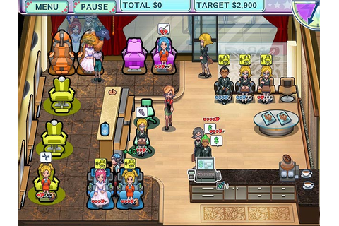 Sally's Salon | Download Mini Games ~ The Antz PC Games