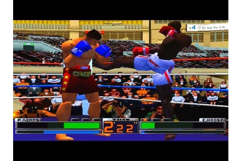 K-1 The Arena Fighters Game Review (PSX) (1997) - YouTube