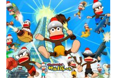 Ape Escape: Pumped and Primed | Ape Escape Wiki | Fandom ...