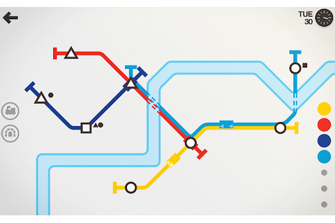 Mini Metro APK | Latest Version Of The Game On Android & iOS