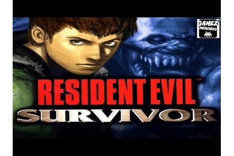 RESIDENT EVIL: SURVIVOR! Oldschool Arcade Light Gun ...