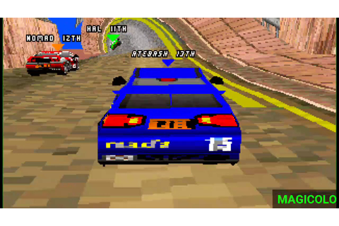 Fatal Racing - DOS Games Retro 1995 - YouTube