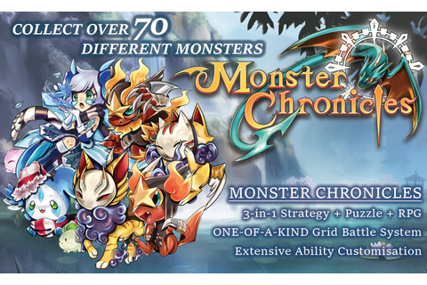Monster Chronicles: A Battle Tic-Tac-Toe RPG - Touch Arcade