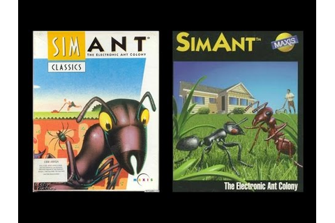 SimAnt - Full Game - YouTube