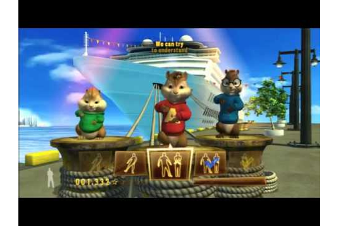 ALVIN AND THE CHIPMUNKS CHIPWRECKED for Xbox 360 Video ...