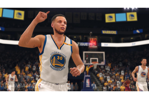 First Look At NBA LIVE 18 Screenshots – Kicksologists.com