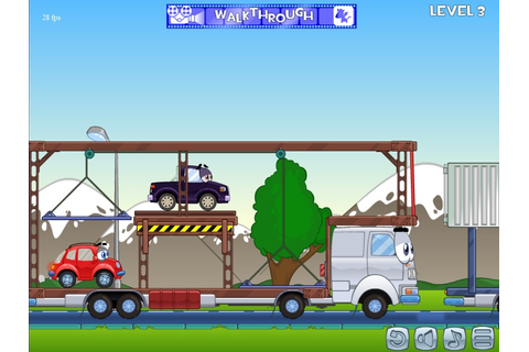 Wheely - Funny Car Games