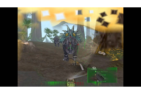 Primal Prey PC 2001 Gameplay - YouTube
