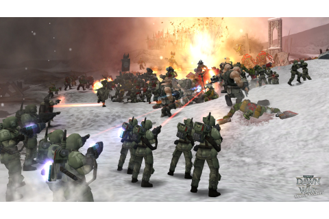 Download Warhammer 40,000: Dawn Of War – Winter Assault ...