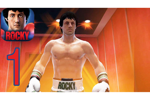 Real Boxing 2 ROCKY - iPhone Gameplay Walkthrough Part 1 ...