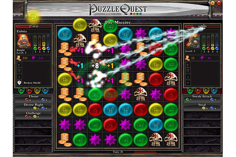 Puzzle Quest > iPad, iPhone, Android, Mac & PC Game | Big Fish