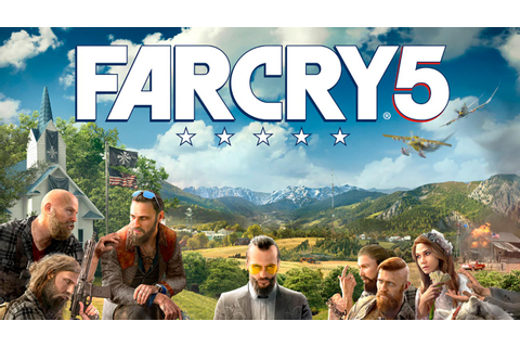 Far Cry 5 - Coverart enthüllt - NAT-Games