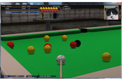 Download Free Games Compressed For Pc: virtual pool 4 Download