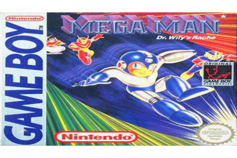 Mega Man: Dr. Wily's Revenge [Game Boy] [100% Walkthrough ...
