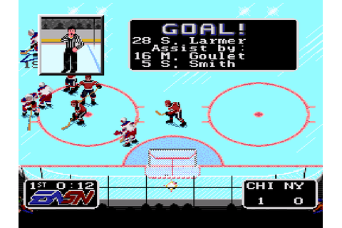 Download NHLPA Hockey '93 - My Abandonware