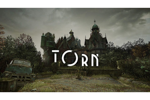 Introducing Torn, A Dark Sci-Fi Mystery Coming to PS VR ...
