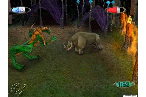 Animorphs: Shattered Reality Screenshots, Pictures ...
