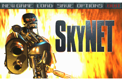 The Terminator: SkyNET (1996) by Bethesda Softworks MS-DOS ...