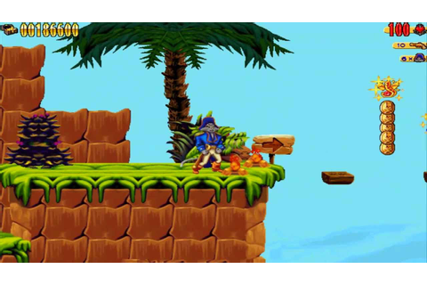 Captain Claw PC Game Free Download Full Version | Zahid Bugti