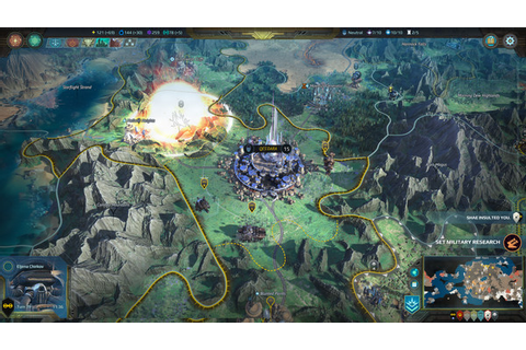 Age of Wonders: Planetfall on Steam - PC Game | HRK Game