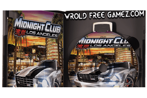 All Games Site: Midnight Club Los Angeles