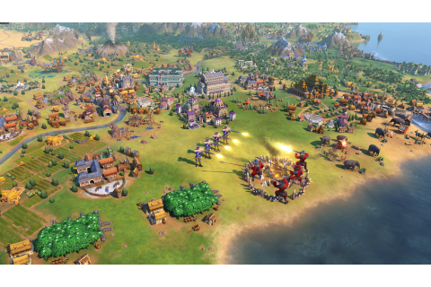 Sid Meier's Civilization VI: Gathering Storm download PC ...