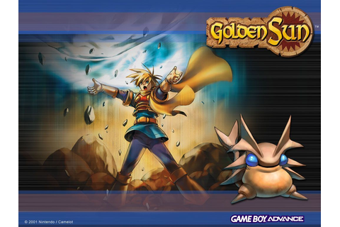 Golden Sun GBA Isaac Venus Dijinni | Video games ...