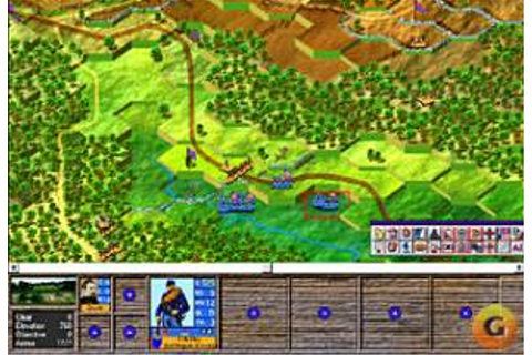 Game Classification : Battleground 5: Antietam (1996)