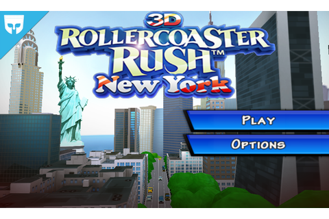 Review Game Android 3D Rollercoaster Rush NewYork, [ wTu ...