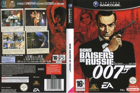 GLZF69 - James Bond 007: From Russia With Love