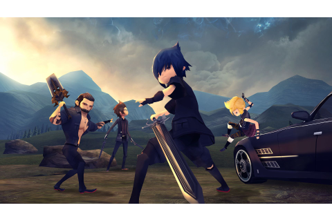 Buy FINAL FANTASY XV POCKET EDITION HD - Microsoft Store