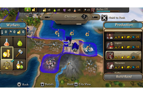 Civilization Revolution 2 Plus is coming to PS Vita in ...