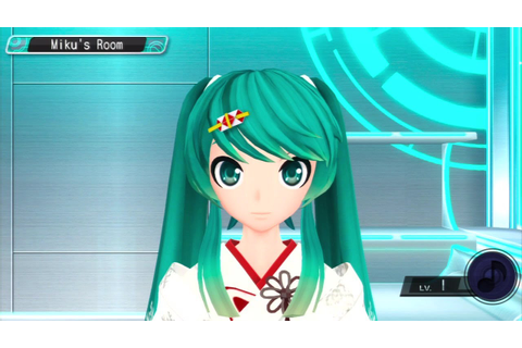 Hatsune Miku: Project DIVA F - 60 Minute Playthrough [PS3 ...