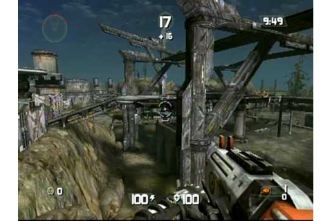 CellFactor Psychokinetic Wars Demo Black Ops HQ - YouTube