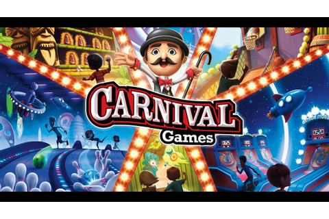 CARNIVAL GAMES | Xbox Gameplay Trailer (2018) - YouTube