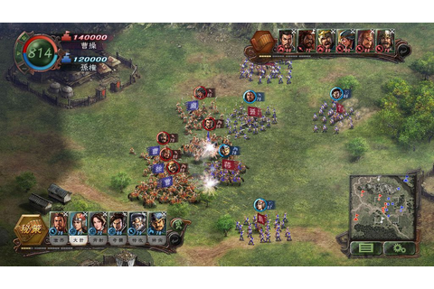 Romance of the Three Kingdoms 8 Download Free Full Game ...