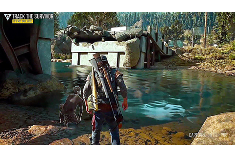 DAYS GONE - 95 Minutes of Gameplay PS4 (2019) Zombie Game ...