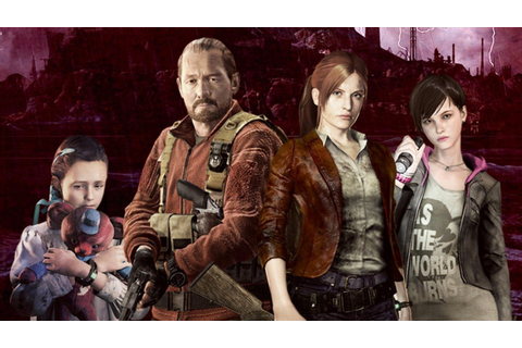 Resident Evil: Revelations 2 for Switch Review - IGN