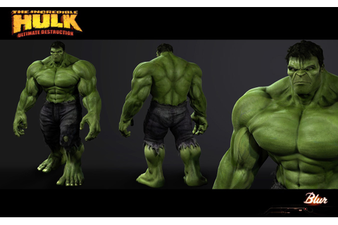 PC games: Hulk Review