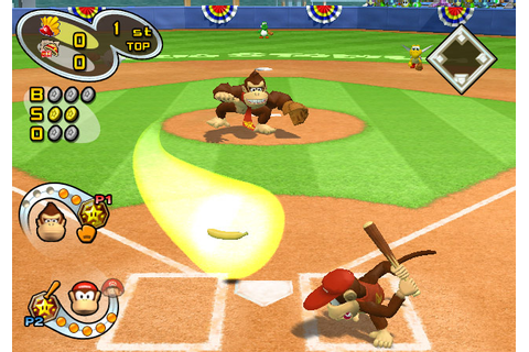 Mario Superstar Baseball (GCN / GameCube) News, Reviews ...