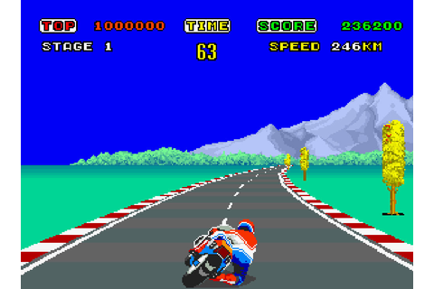 A Visual History of Racing Games - IGN
