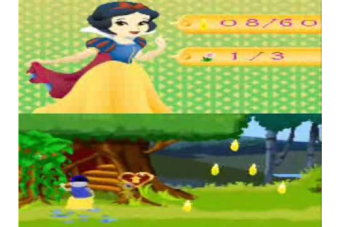 Disney Princess Magical Jewels Snow White's Gameplay.wmv ...