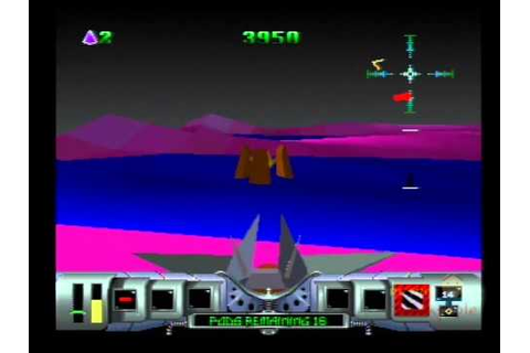 Cybermorph Atari Jaguar Gameplay - YouTube