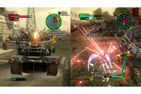 Earth Defense Force 2025 Xbox 360 review: My god, it's ...