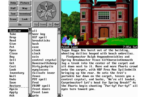 Download Spellcasting 301: Spring Break adventure for DOS ...