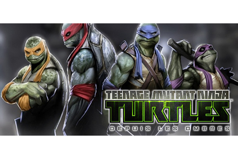 Test du jeu Teenage Mutant Ninja Turtles : Depuis les ...