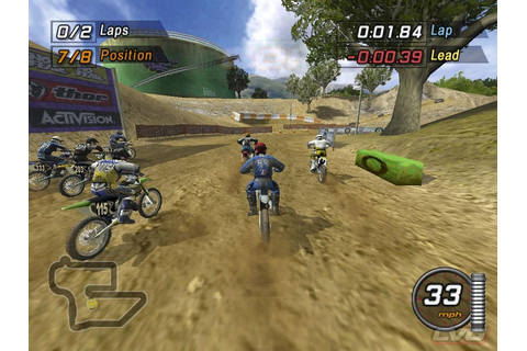FREE DOWNLOAD GAME MTX Mototrax Motocross (PC/RIP/ENG ...
