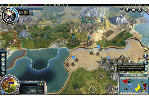 Sid Meiers Civilization 5 Pc Game Free Download ~ Full ...