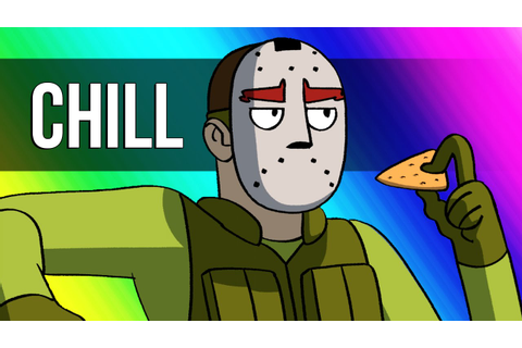Vanoss Gaming Animated - The Chill Corner! - YouTube